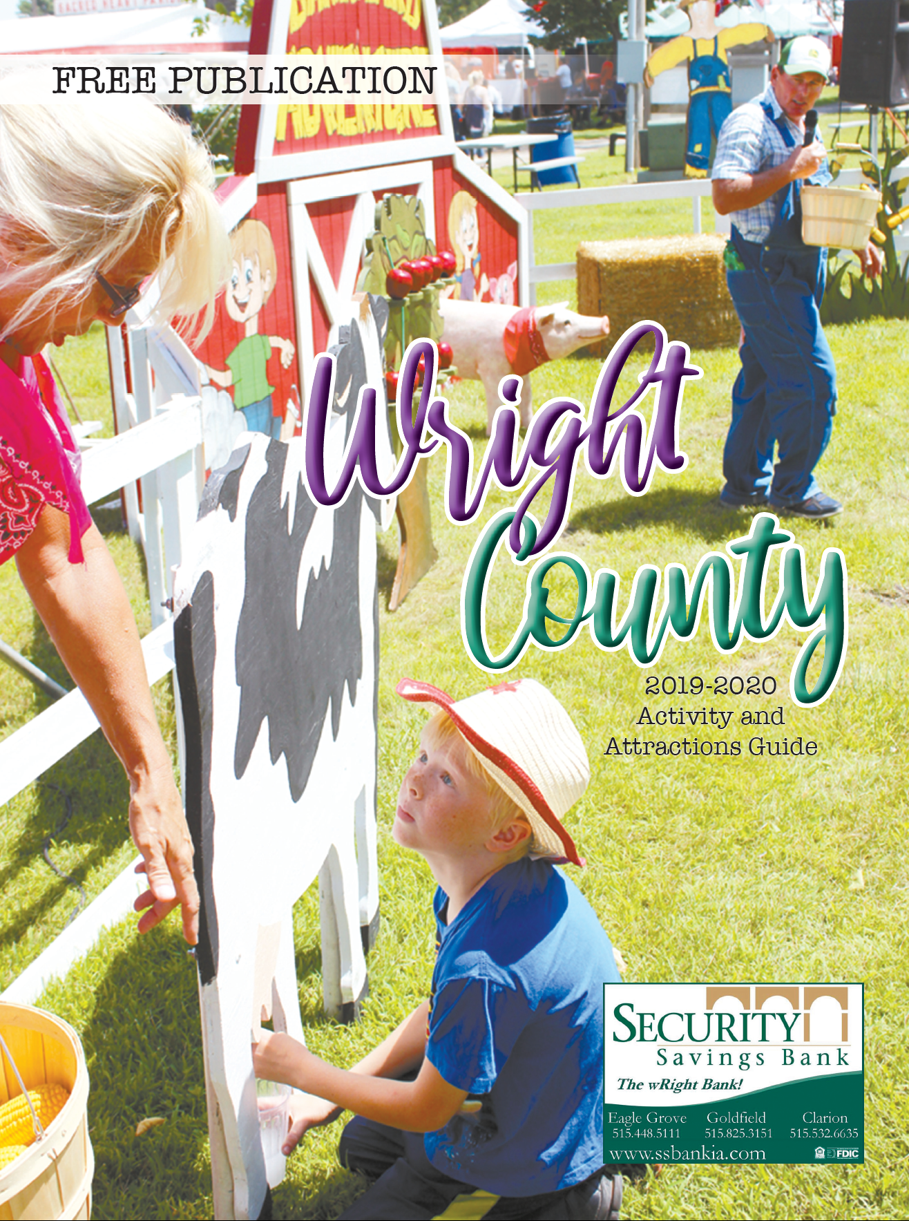 2019-2020 Wright County Activities & Attractions Guide