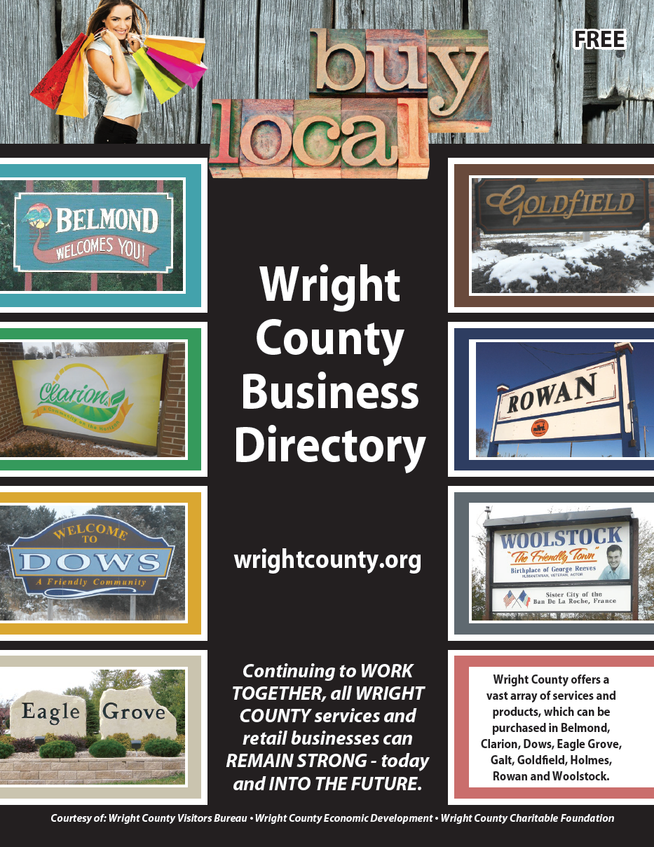 Wright County Business Directory 2018